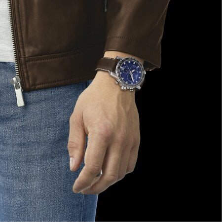 Tissot Uhr Supersport Chrono – T1256171604100