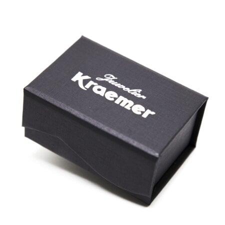 Juwelier Kraemer Freundschaftsring Zirkonia Edelstahl – 52 mm