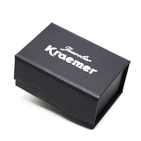 Juwelier Kraemer Freundschaftsring Zirkonia Edelstahl – 56 mm