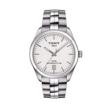 Tissot Uhr PR 100 Powermatic 80 – T1014071103100