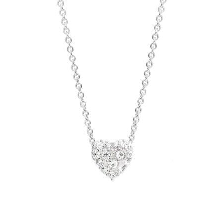 Juwelier Kraemer Set Zirkonia 925/ - Silber