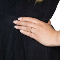 Juwelier Kraemer – Ring Diamant  333/ - Gold | 0,08 ct.