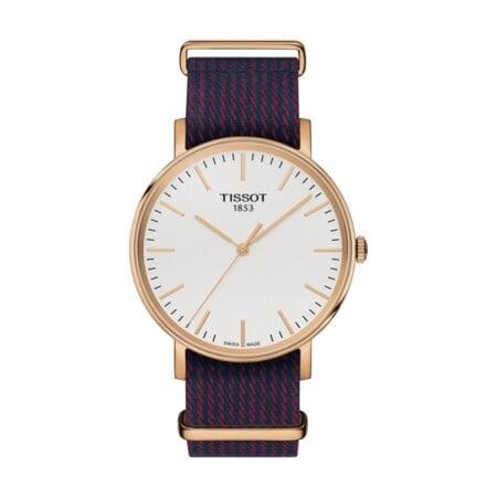 Tissot Uhr Everytime Medium Nato – T1094103803100