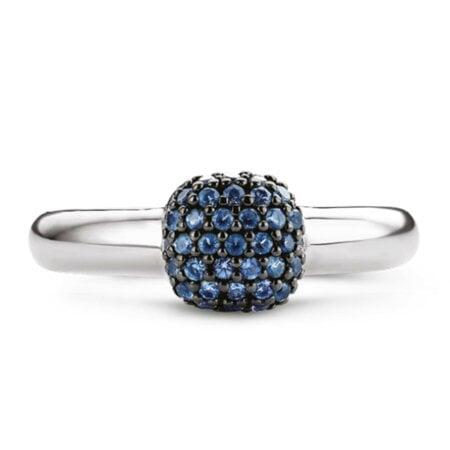 Ti Sento Milano Ring Zirkonia Infinite Blue – 12188DB/52 – 52 mm