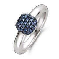 Ti Sento Milano Ring Zirkonia Infinite Blue – 12188DB/54 – 54 mm
