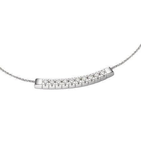 Juwelier Kraemer Kette Diamant 585/ - Gold – 0,50 ct