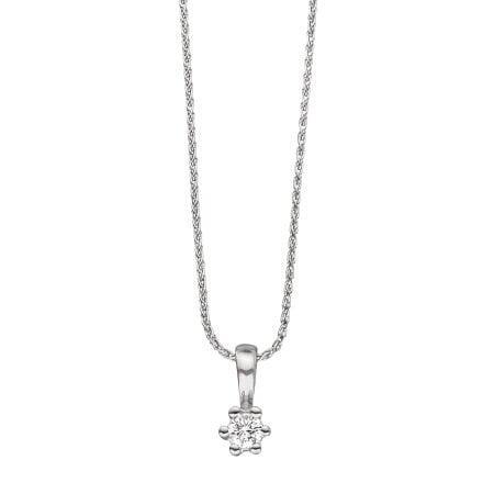 Juwelier Kraemer Anhänger Diamant 585/ - Gold – ca. 0,06 ct
