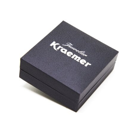 Juwelier Kraemer Kette Diamant 585/ - Gold – ca. 0,13 ct