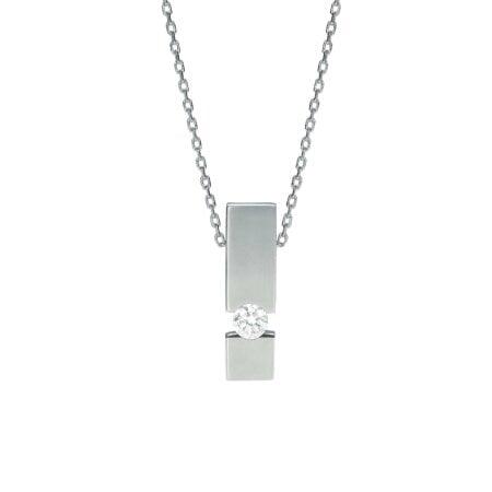 Juwelier Kraemer Kette Diamant 585/ - Gold – 0,13 ct