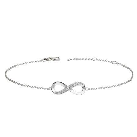 Juwelier Kraemer Armband Zirkonia 925/ - Silber