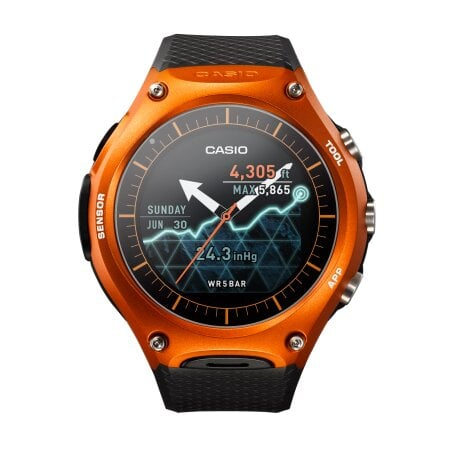 Casio Uhr Smart Outdoor – WSD-F10RGBAE