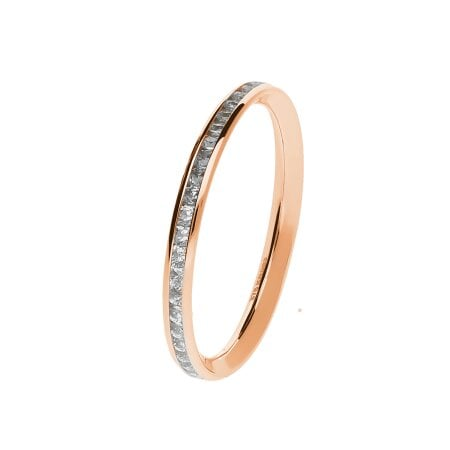Juwelier Kraemer Ring Zirkonia 375/ - Gold – 56 mm