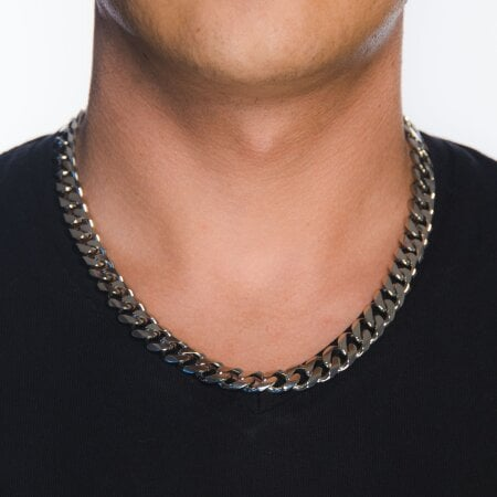 Juwelier Kraemer Kette Edelstahl