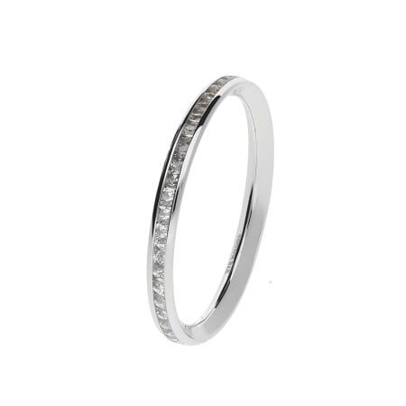 Juwelier Kraemer Ring Zirkonia 375/ - Gold – 54 mm