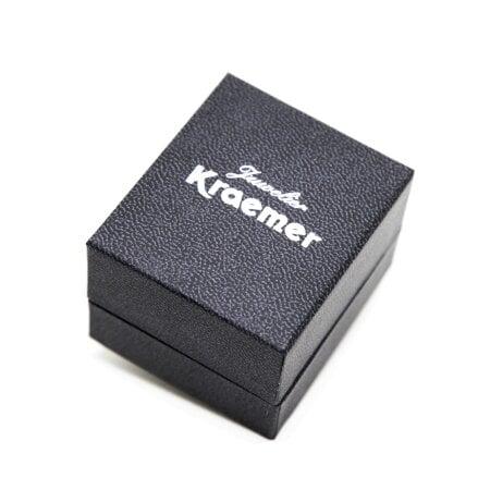 Juwelier Kraemer Ring Diamant 375/ - Gold – ca. 0,08 ct – 52 mm