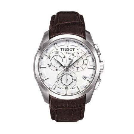 Tissot Uhr Couturier Chronograph – T0356171603100