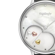 Engelsrufer Uhr Happy Hearts – ERWA-HEART-LGY1-MS