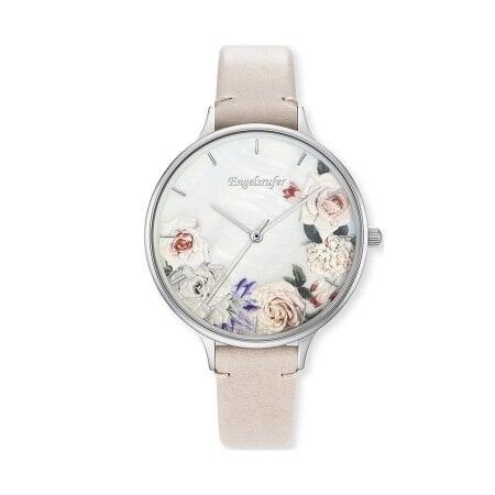 Engelsrufer Uhr Flower – ERWA-FLOWER2-LBE1-LS