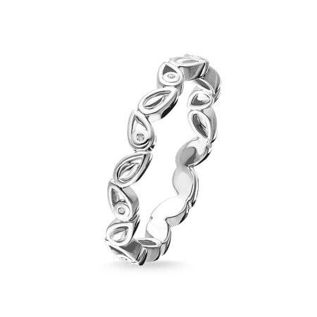 Thomas Sabo Ring Blätter – D_TR0024-725-21-54 – 54 mm