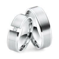 Juwelier Kraemer Trauringe ADRIA 585/ - Gold