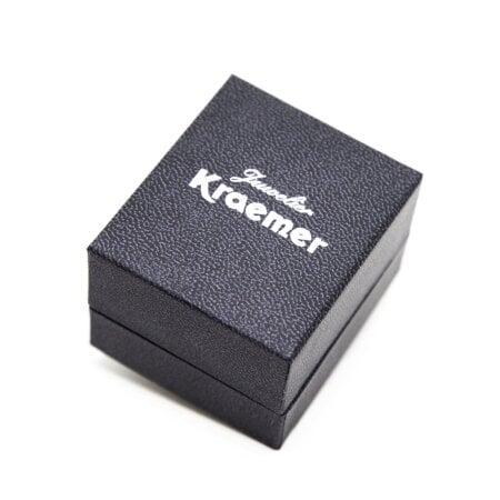 Juwelier Kraemer Anhänger Zirkonia 333/ - Gold