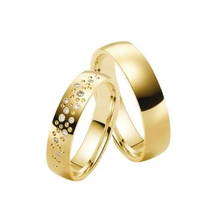 Juwelier Kraemer Trauringe CASABLANCA 585/ - Gold