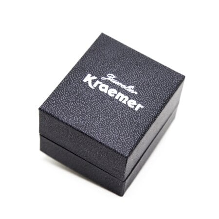 Juwelier Kraemer Ring Diamant 585/ - Gold – ca. 0,18 ct – 54 mm