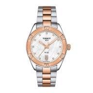 Tissot Uhr Diamant PR 100 Sport Chic Lady – T1019102211600