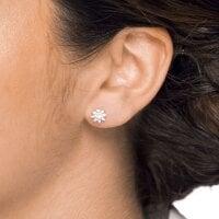 Juwelier Kraemer Ohrringe Diamant 585/ - Gold | 0,35 ct