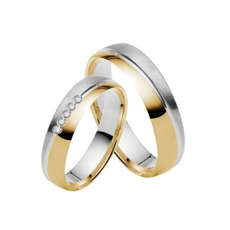 Juwelier Kraemer Trauringe MALLORCA 585/ - Gold