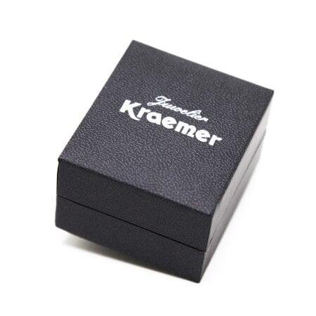 Juwelier Kraemer Ring Diamant 375/ - Gold – zus. ca. 0,10 ct – 52 mm