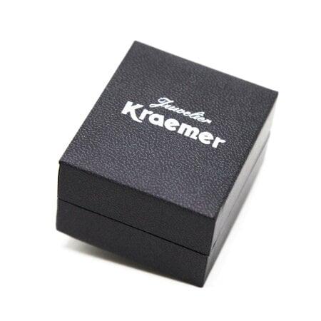 Juwelier Kraemer Ring Diamant 375/ - Gold – zus. ca. 0,10 ct – 60 mm