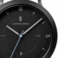 Lilienthal Berlin Uhr Zeitgeist  Automatik – Z01-102-B004C