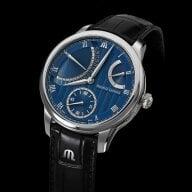 Maurice Lacroix Uhr Masterpiece Retrograde – MP6568-SS001-430-1