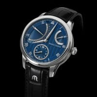Maurice Lacroix Uhr Masterpiece Retrograde – MP6568-SS001-430-1