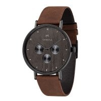 Kerbholz Uhr Caspar Heritage Wood – WATMCAS5926