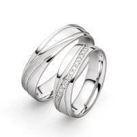 Juwelier Kraemer Trauringe SYDNEY 585/ - Gold