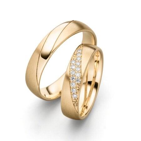 Juwelier Kraemer Trauringe MALEDIVEN 585/ - Gold