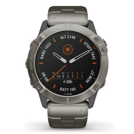Garmin Uhr fenix 6X Pro Solar – 010-02157-24
