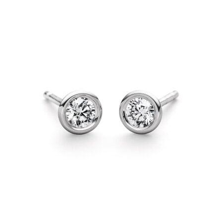 Juwelier Kraemer Ohrringe Diamant 585/ - Gold – zus.ca. 0,30 ct