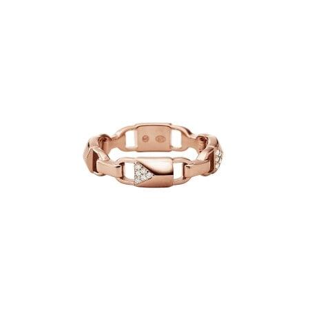 Michael Kors Ring Zirkonia MERCER LINK – MKC1024AN791 – 55 mm