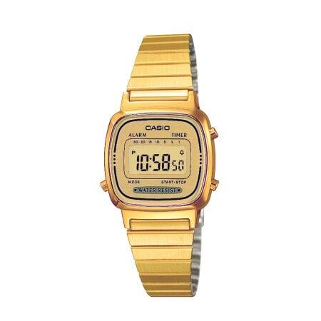 Casio Uhr Retro – LA670WEGA-9EF
