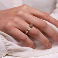 Ti Sento Milano Ring Vintage Elegance – 12177MW/54 – 54 mm