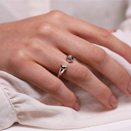Ti Sento Milano Ring Vintage Elegance – 12177MW/56 – 56 mm