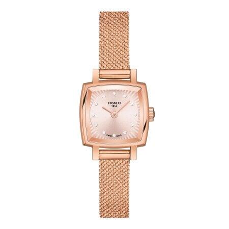 Tissot Uhr Diamant Lovely Square – T0581093345600