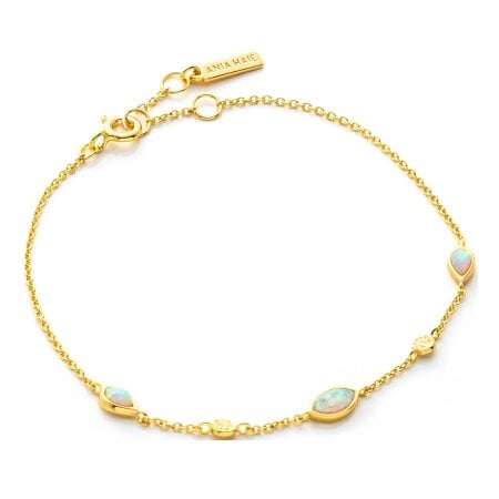 Ania Haie Armband Opal Colour Raindrop Hoop – B014-02G