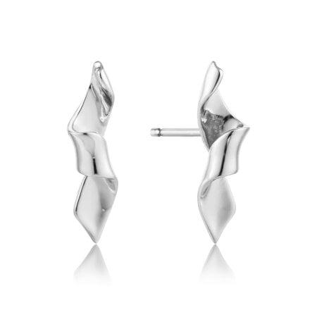 Ania Haie Ohrringe Oval Twist – E012-01H