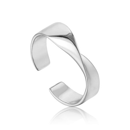 Ania Haie Ring Modern Front Hoop – R012-01H
