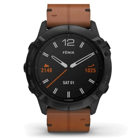 Garmin Uhr fenix 6X Sapphire – 010-02157-14