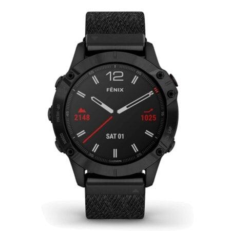 Garmin Uhr fenix 6 Sapphire – 010-02158-17